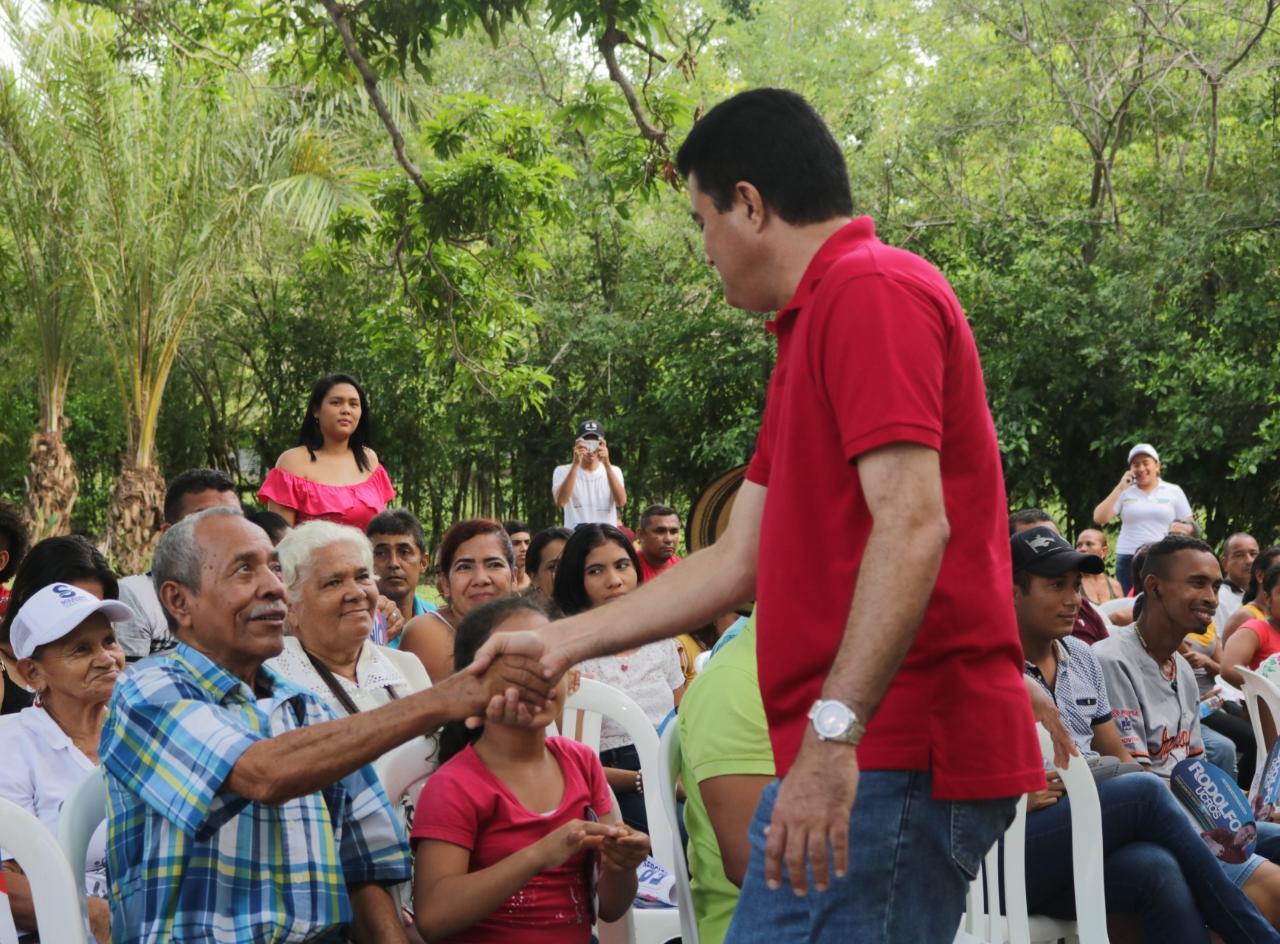 Rodolfo Ucros: escuchando a los Soledeños!