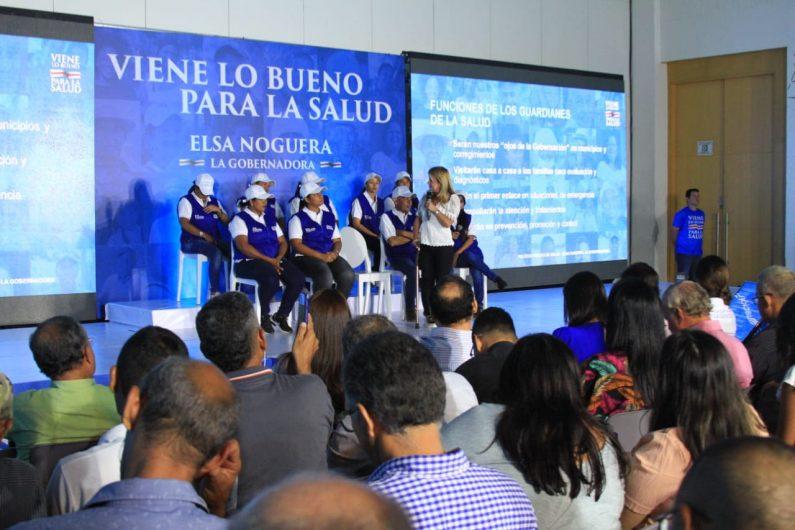 Los cinco tratamientos que propone Elsa Noguera para mejorar la salud en el Atlántico