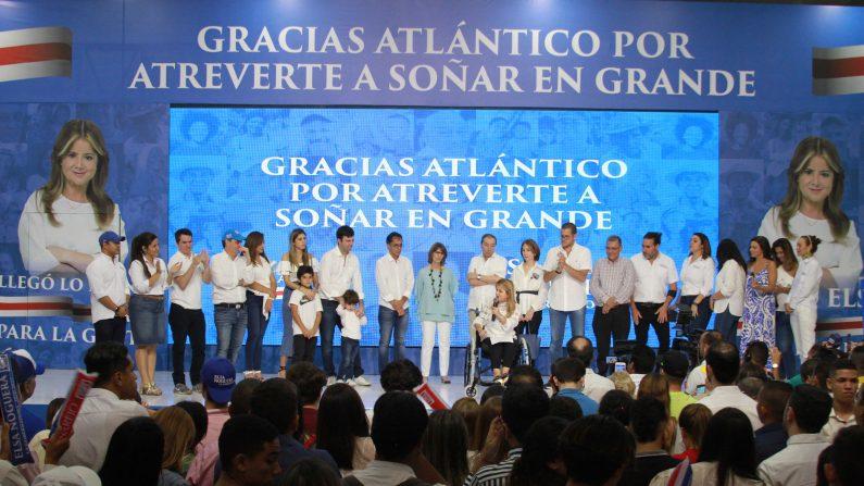 Con histórica votación, Elsa Noguera es la primera mujer gobernadora del Atlántico