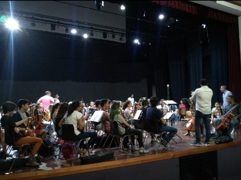 La Orquesta Sinfónica Joven de Barranquilla se estrena con concierto navideño