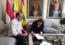 Profesor Jorge Luis Restrepo, es ratificado como rector (e) de la Universidad del Atlántico