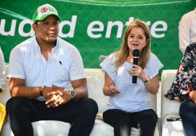 Agua potable 24 horas para Malambo, anuncia gobernadora del Atlántico