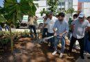 """""""Volveremos a Barranquilla una ciudad verde"""": alcalde Pumarejo"""