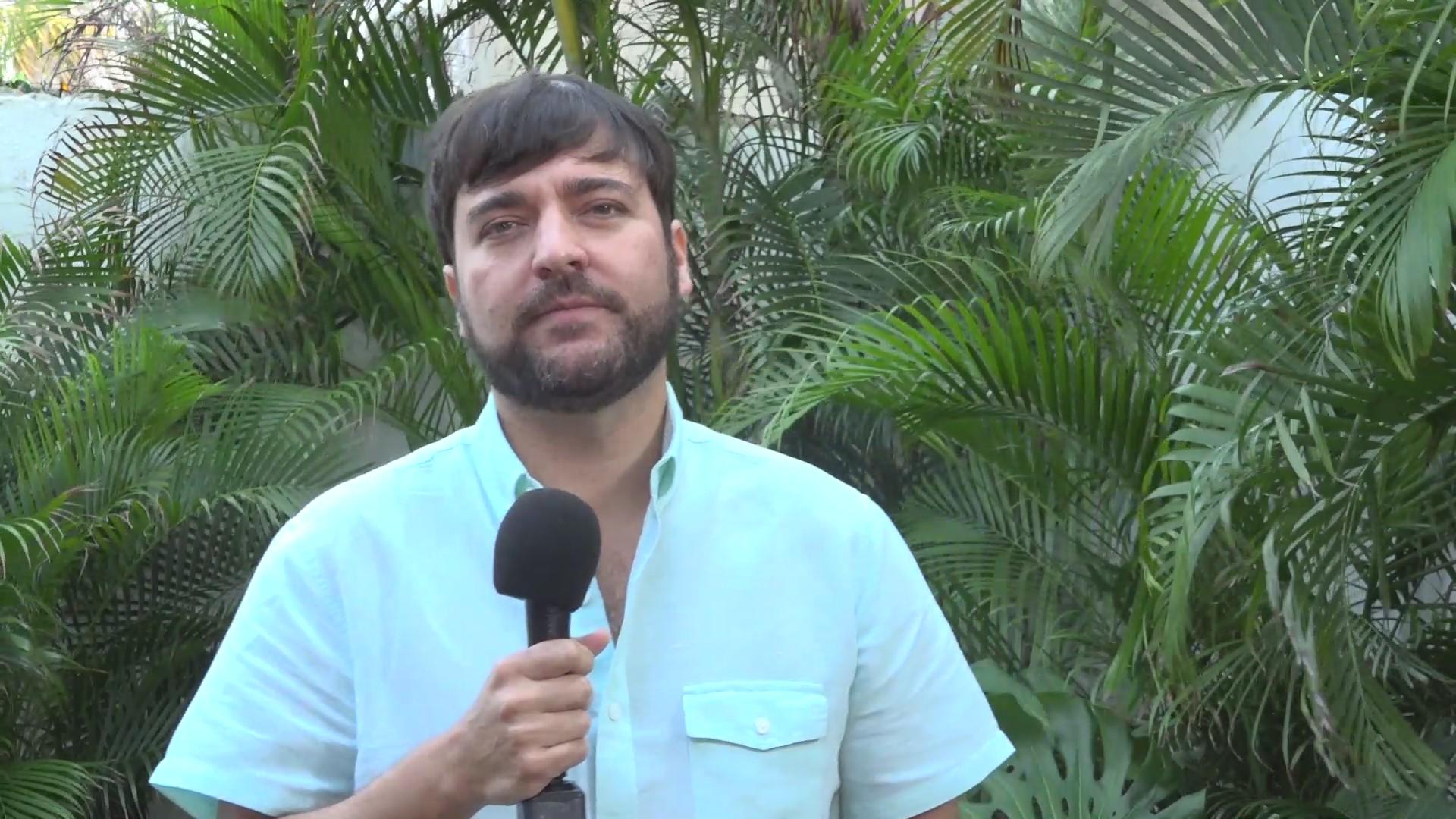 """""""Barranquilla no sale a la calle"""" Jaime Pumarejo"""