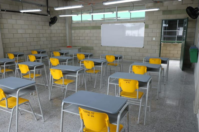 Los colegios de Barranquilla no retomarán clases presenciales en 2020