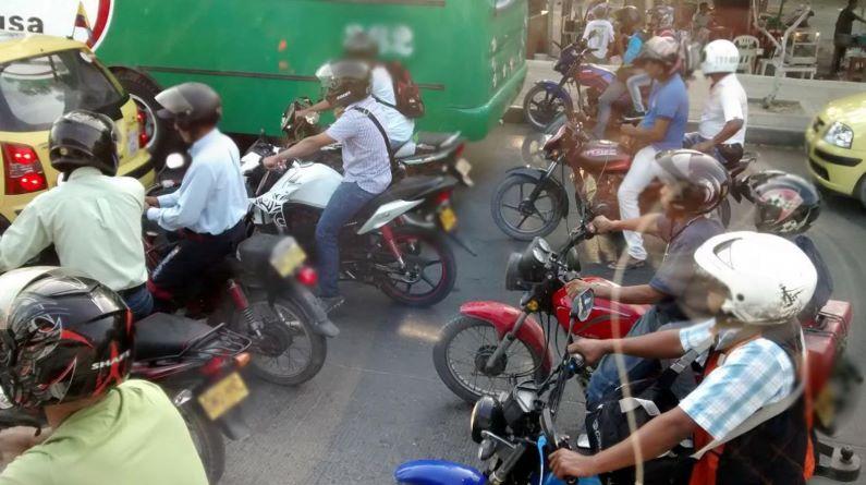 Prórroga permiso de circulación de motos hasta el 31 de julio de 2020