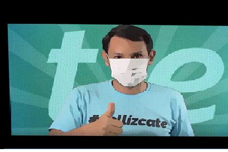 #Pellíscate, una campaña de Gecelca para fomentar la responsabilidad y el autocuidado frente al Covid-19