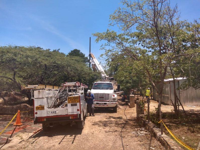 Atlanticenses a reportar daños por vendaval: Electricaribe