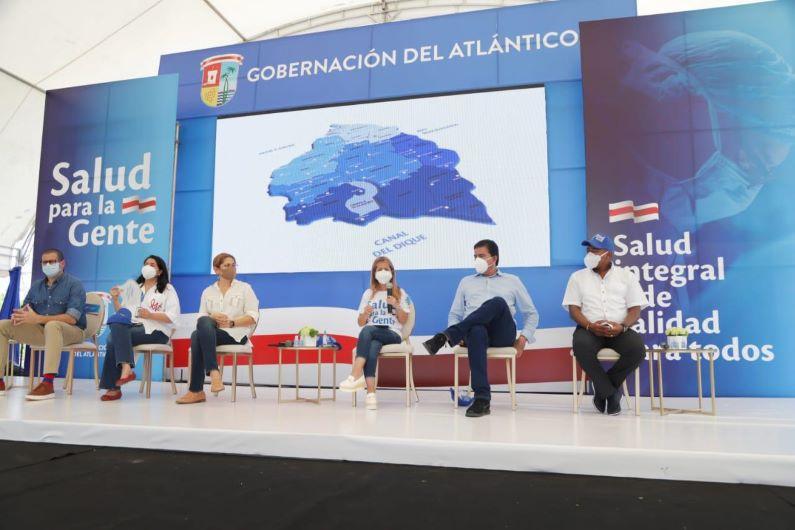 Atlántico mejorará su infraestructura de salud