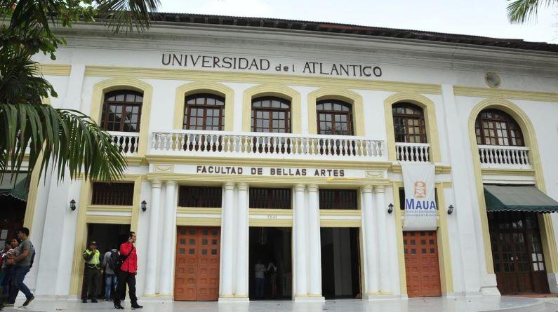 Mejoramiento sede norte y Bellas Artes de Uniatlántico