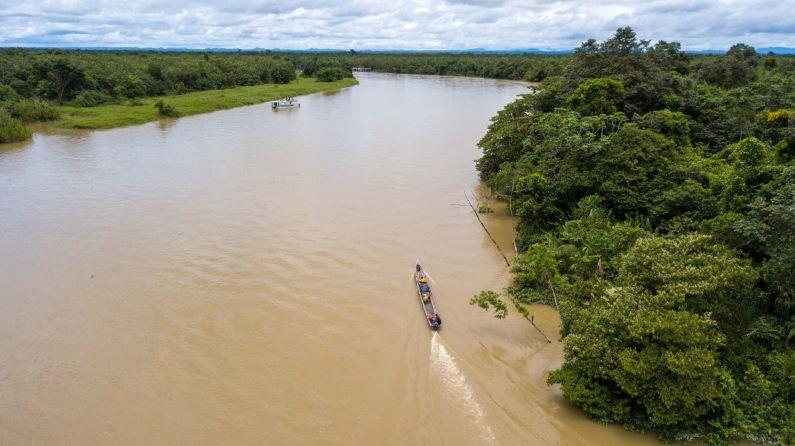 Colombianos atentos a compromisos del país en cambio climático