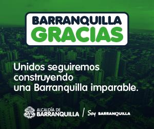 Barranquilla, Gracias!