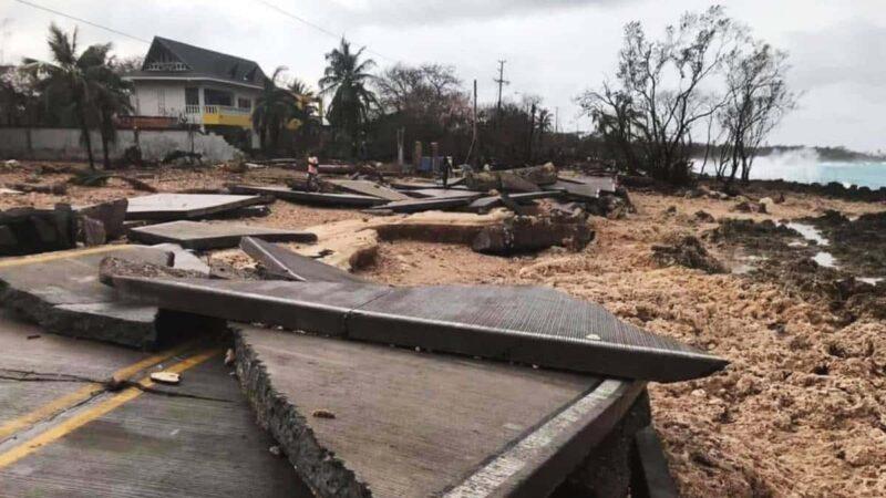 Archipiélago, después de la tormenta: